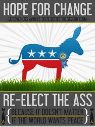 Vote Democrat by SaintIscariot