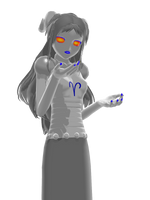 MMD - Aradiabot by TheLozzter5000