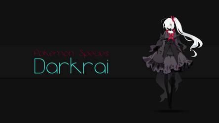 darkrai by SciencethePony