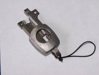 Custom Tardis Key by RestonWeilde