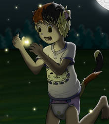 Chasing Fireflies by ChipmunkFan19
