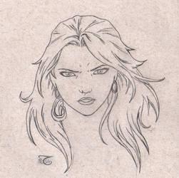 Face by Macen-Salu