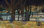 parc Lafontaine by griffon3d