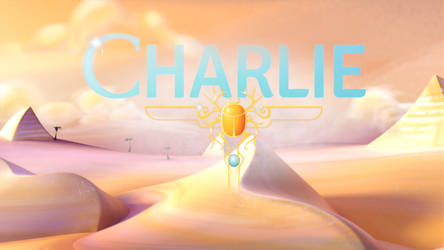 CHARLIE - Desert / desert by griffon3d