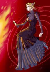 Witch Hunter by DMaula