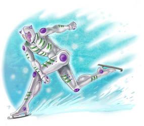 Pattinaggio su ghiaccio by DMaula