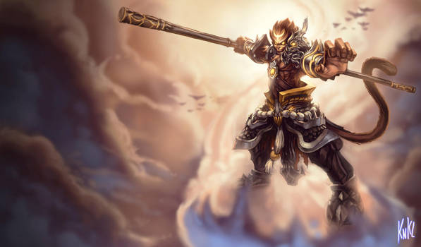 LoL - General Wukong by KNKL