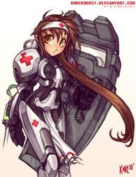 Terran Medic Girl - 2015 edit by KNKL