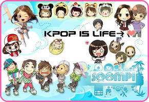 Kpop by Espliego