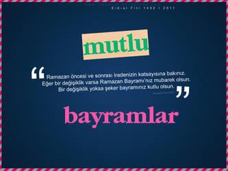 Eid-ul Fitr Mubarak 1432- 2011 by noor-maryam