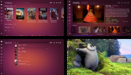 Ubuntu TV Concept by spiceofdesign