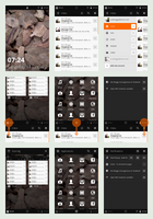 Phone OS concept by spiceofdesign
