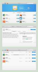 Elementary AppCentre Concept by spiceofdesign