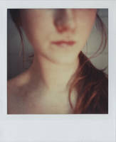 also a polaroid by Ungeheuer