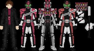 Tsukasa Kadoya, Kamen Rider Decade by Taiko554
