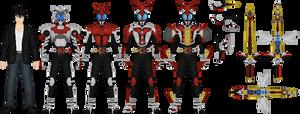Souji Tendou, Kamen Rider Kabuto by Taiko554