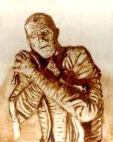 karis the mummy by bloodedemon
