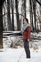 Katniss Everdeen by moonflower-lights