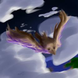 Flight by djantir