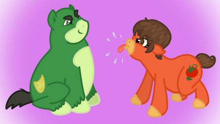 My Little Pwnies by MacabreMoe