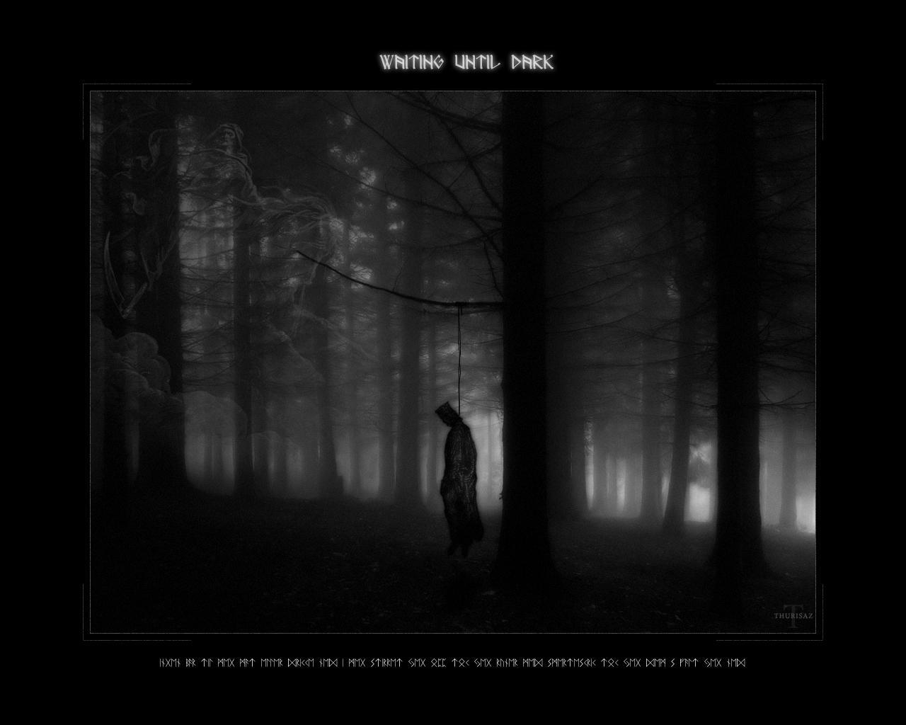 Waiting Until Dark by thurisaz