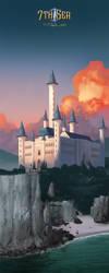 Glenayre Castle by DHTenshi