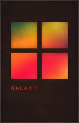 Galaxy by Saney