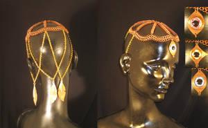 Chakra Headdress by spacekitten