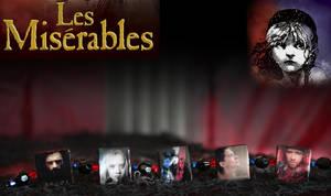 Les Miserables Movie Bracelet by KouranKiyo