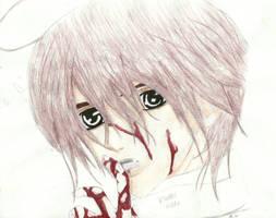 Kaname Vampire Knight by Zensoukyoku
