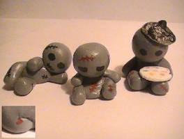 Creepy Clays by Zensoukyoku