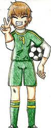 Soccer Doodle by Zensoukyoku