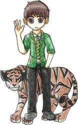 School Doodle by Zensoukyoku