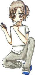 Artist Doodle by Zensoukyoku