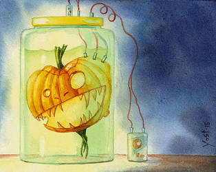 Pickled O Lantern by Varin-maeus
