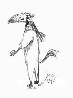 - Weasel'f Kit - by Kakhi-dot-dot-dot