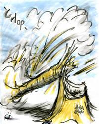 Tree'N 'Ktober - Day 24 - Chop by Kakhi-dot-dot-dot