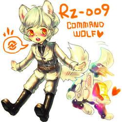 ZOIDS_Command Wolf by Mootdam