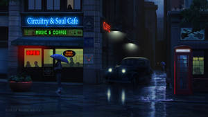 Circuitry and Soul Cafe by CircuitryAndSoul