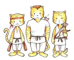 Cheetahmen by Author-chan