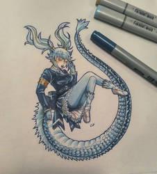 Seiryuu by Author-chan