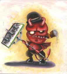 Jersey Devil by KillustrationStudios