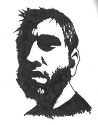 Self Portrait In 15 by KillustrationStudios