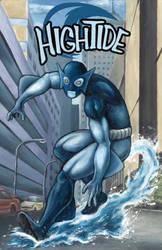 Hightide with Logo by KillustrationStudios