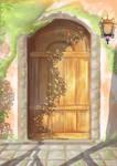 Jenkins' Magic Shop by alexandresama