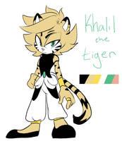 Khalil by kuupan