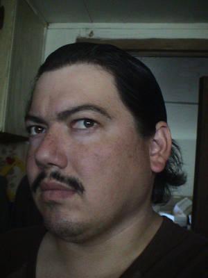 My Mustache (6) by AzabacheSilver