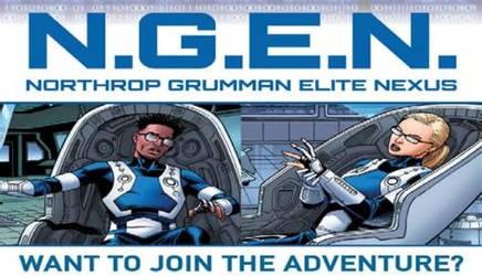 Northrop Grumman Elite Nexus by AzabacheSilver