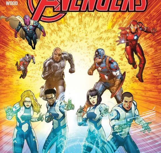 Avengers Crossover with NorthropGrummanElite Nexus by AzabacheSilver