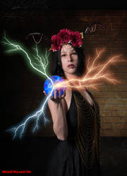 Demon Mage by wbgphotography